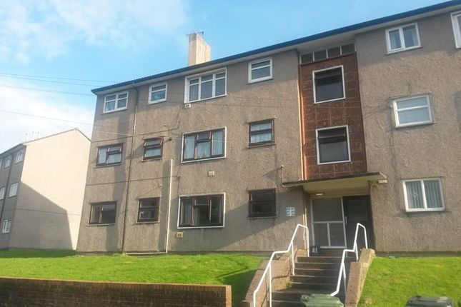 Thumbnail Flat to rent in Claude Road, Caerphilly