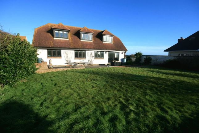 Thumbnail Detached house for sale in Oval Lane, Selsey, Chichester