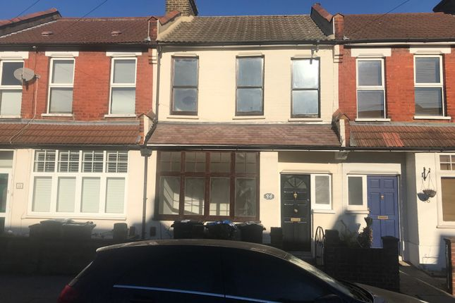 Thumbnail Terraced house to rent in Aschurch Road, Croydon