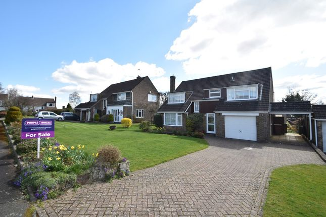 Thumbnail Detached house for sale in Smythe Close, Tunbridge Wells