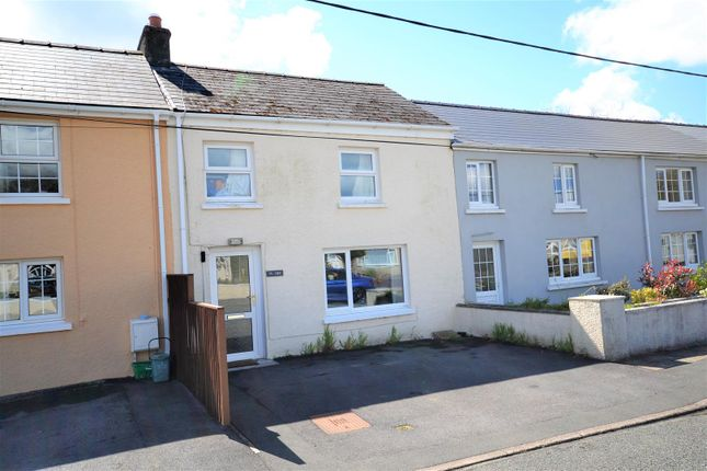 Thumbnail Terraced house for sale in New Road, Begelly, Kilgetty