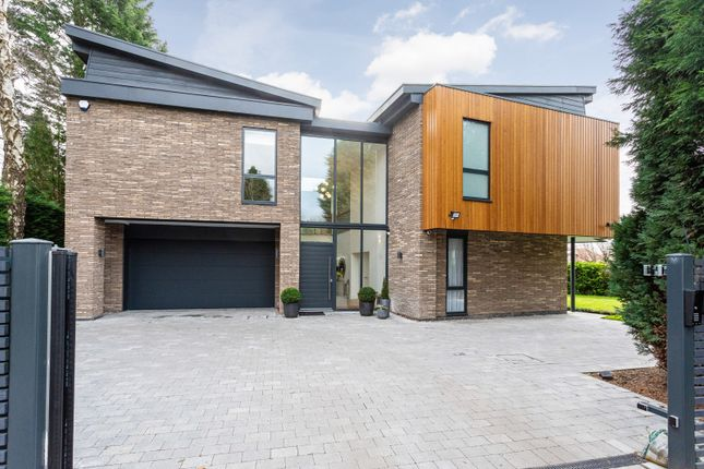 Thumbnail Detached house for sale in Park Drive, Hale, Altrincham