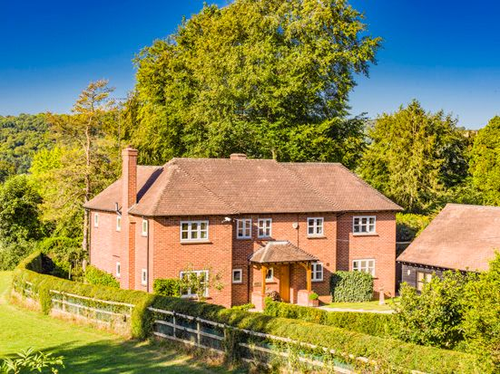 Thumbnail Detached house for sale in South Point, Goring On Thames