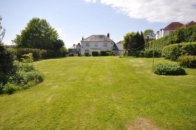 Thumbnail Detached house for sale in Green Trees, 2 Lon Hir, Carmarthen SA31 1Sl