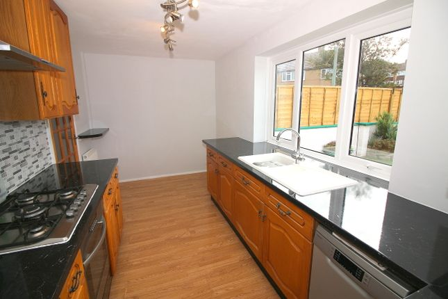 Kitchen / Diner of Dolphin Close, Plymstock, Plymouth PL9