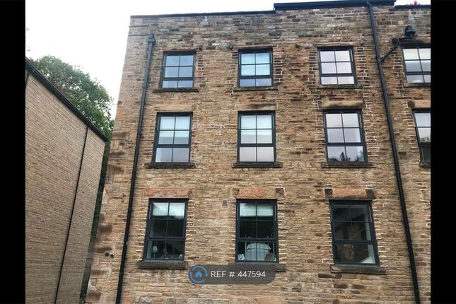 Thumbnail Flat to rent in Kinderlee Mill North, Chisworth Glossop