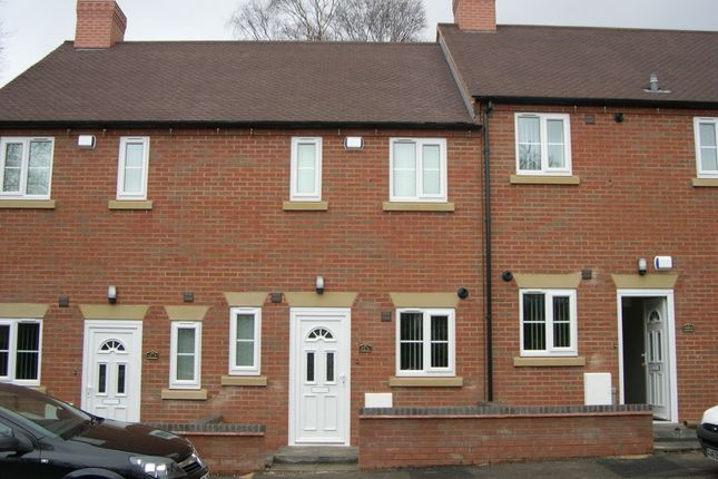 Thumbnail Terraced house to rent in Watling Street, Two Gates, Tamworth, Staffordshire
