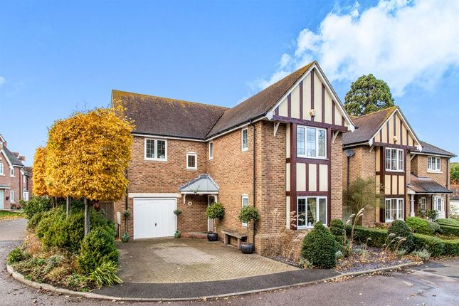 Thumbnail Detached house for sale in Brogdale Place, Ospringe, Faversham