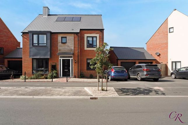 Thumbnail Detached house for sale in Sapphire Road, Bishops Cleeve, Cheltenham
