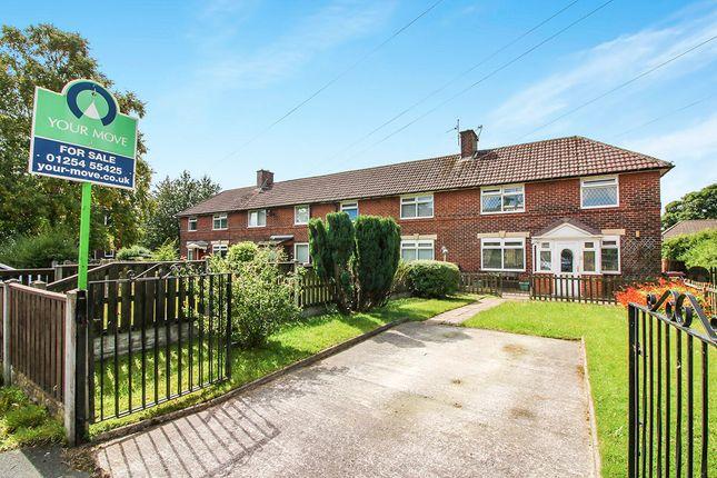 Thumbnail Terraced house for sale in Maricourt Avenue, Blackburn