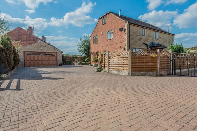 Thumbnail Detached house for sale in Lathan House, Welwyn Avenue, Batley West Yorkshire