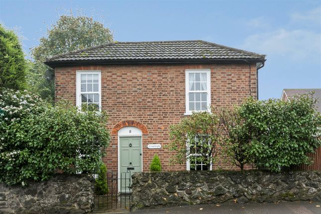 Thumbnail Detached house for sale in Maidstone Road, Borough Green, Kent
