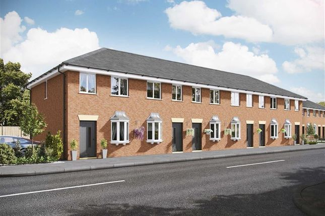 Thumbnail End terrace house for sale in Plot 1, St Helens