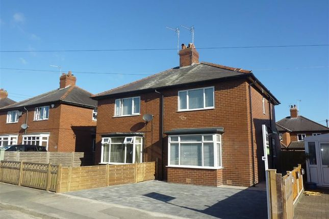 Thumbnail Semi-detached house to rent in St Johns Crescent, Harrogate, North Yorkshire
