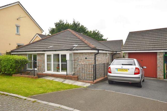 Thumbnail Detached bungalow to rent in Upper Crooked Meadow, Okehampton, Devon