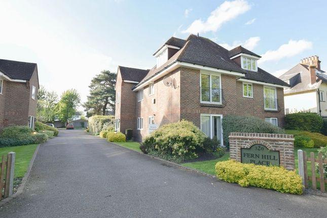 Thumbnail Flat to rent in Tubbenden Lane South, Farnborough, Orpington
