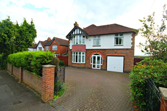Thumbnail Detached house for sale in Blagreaves Lane, Littleover, Derby