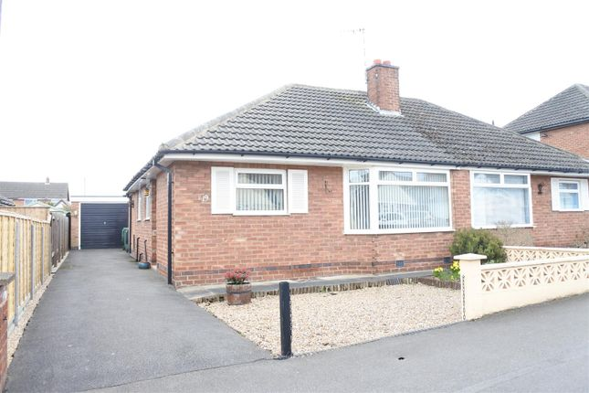 Thumbnail Bungalow to rent in St. Pauls Drive, Syston, Leicester