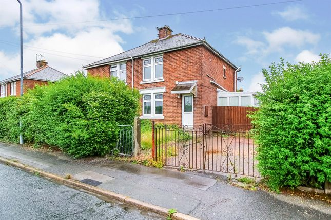 Thumbnail Semi-detached house for sale in South Walk, Barry