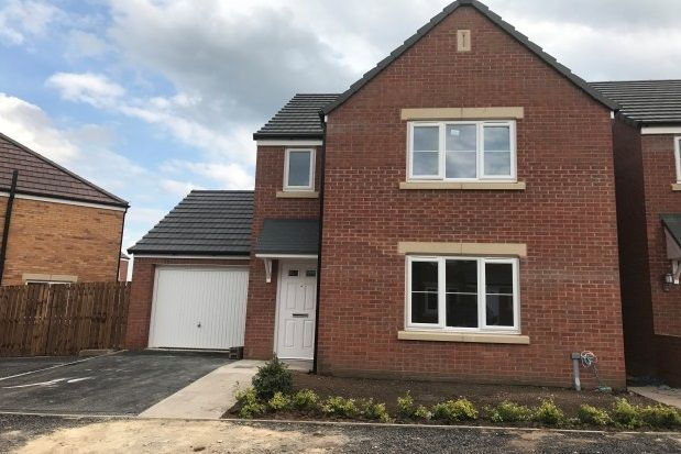 Thumbnail Detached house to rent in Levett Court, Thurcroft, Rotherham