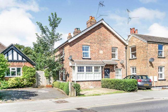 Thumbnail Semi-detached house to rent in London Road, Sevenoaks