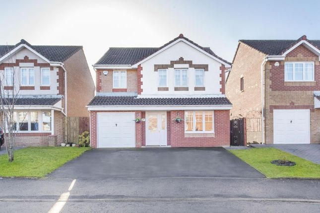 Thumbnail Detached house for sale in 58 Wallace Wynd, Cambuslang, Glasgow