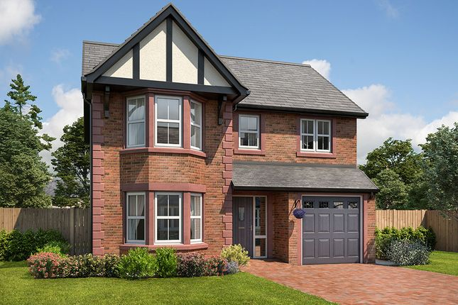 "Thumbnail Detached house for sale in ""Boston"" at Clifton, Penrith"