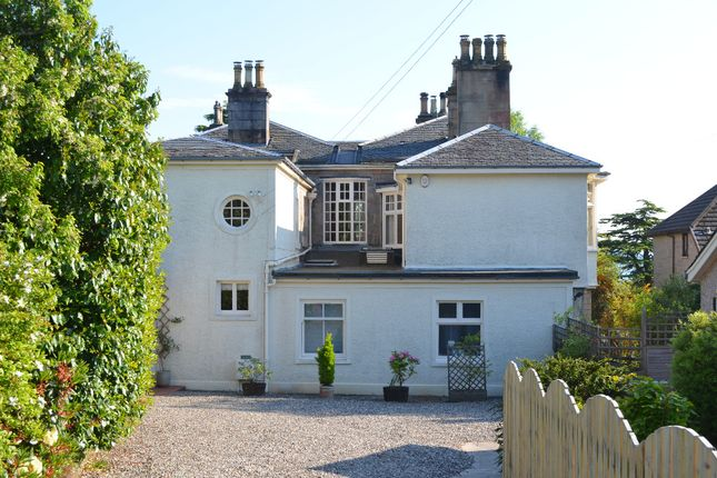 Thumbnail Flat for sale in West Abercromby Street, Helensburgh