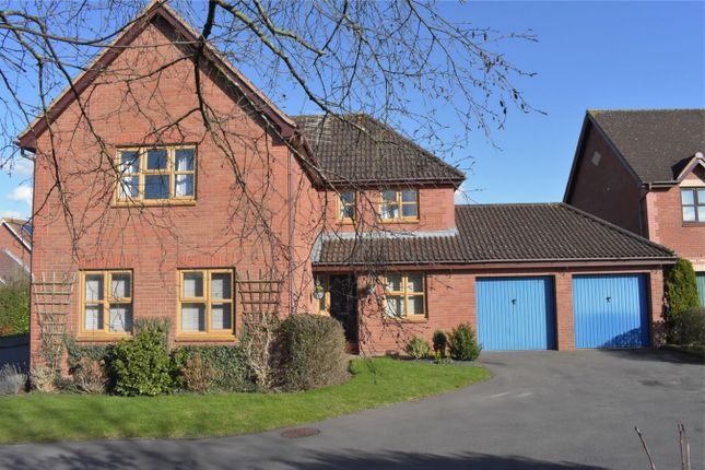 Thumbnail Detached house for sale in Mowbray Avenue, Stonehills, Tewkesbury, Gloucestershire