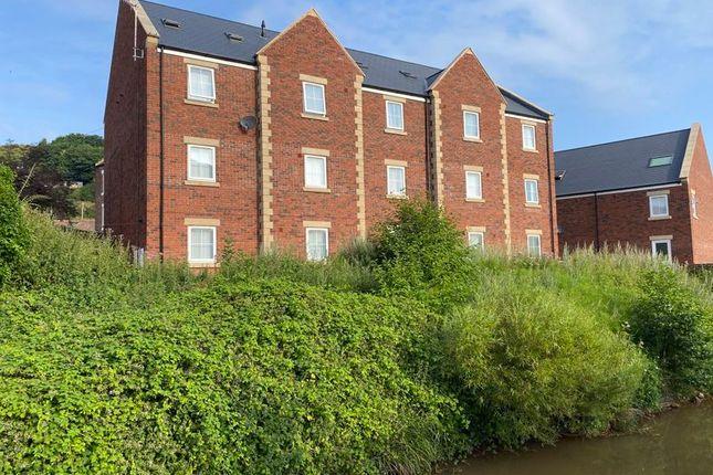Thumbnail Flat for sale in Apartment 10, Bridge House Court, Skinningrove