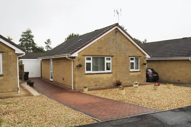 Thumbnail Detached bungalow for sale in Orwell Close, Swindon