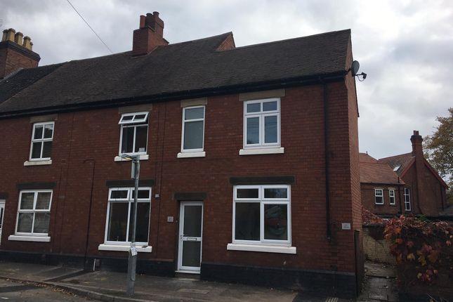 Thumbnail Flat to rent in Marmion Street, Tamworth