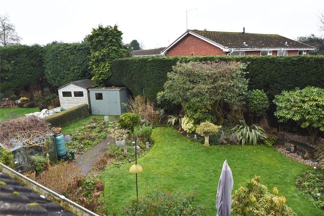 Garden of Shrawley Road, Fernhill Heath, Worcester, Worcestershire WR3