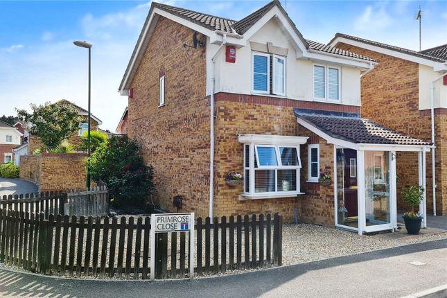 Thumbnail Link-detached house for sale in Primrose Close, Littlehampton