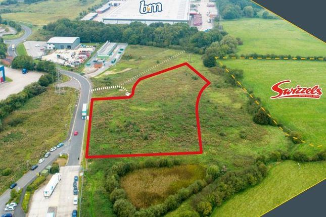 Land to let in Plot 43 Ma6Nitude, Middlewich, Cheshire