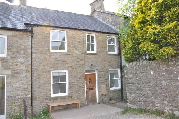Thumbnail Terraced house for sale in Osborne House, Victoria Square, Alston