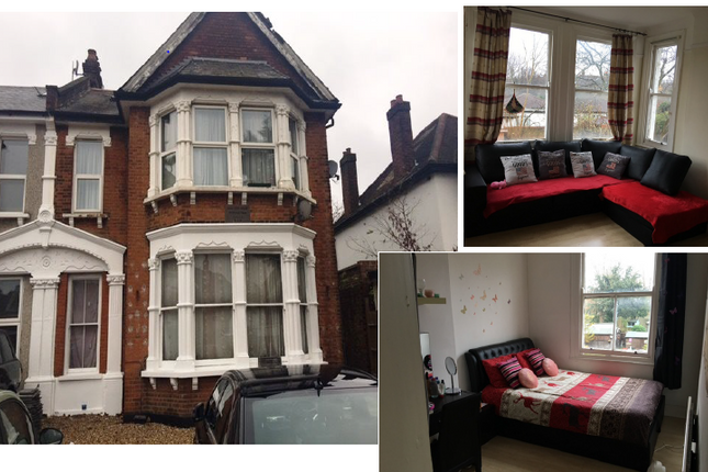Thumbnail Flat for sale in Bromley Road, London