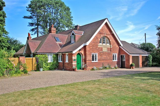 Thumbnail Detached house for sale in Burntstump Hill, Arnold, Nottingham