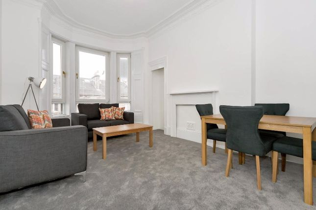 Thumbnail Flat to rent in Queen Margaret Drive, North Kelvinside, Glasgow