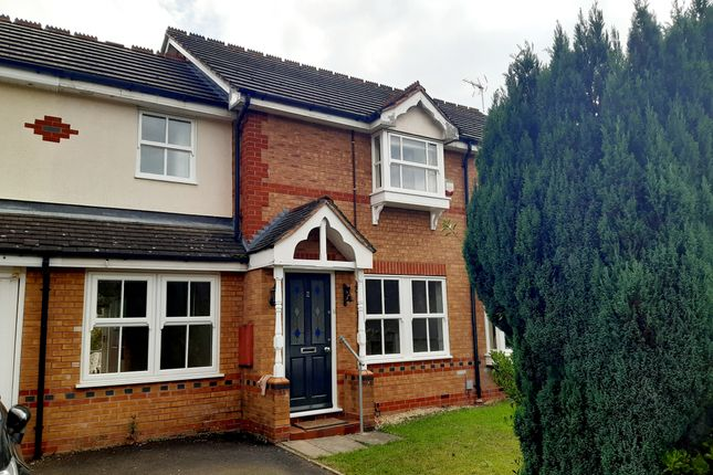 3 bed terraced house to rent in Mayfield Close, Solihull, West Midlands B91