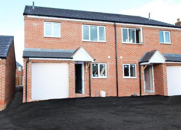 Thumbnail Semi-detached house for sale in Birch Lane, Pelsall, Walsall