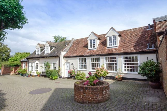 Thumbnail Link-detached house for sale in Brannam Court, High Street, Dedham, Colchester, Essex