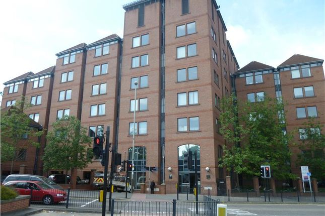 Thumbnail Office to let in Part Sixth-Floor, Arnhem House, 31 Waterloo Way, Leicester