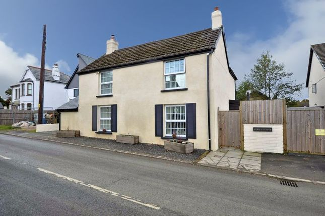 Front of Canna Park Drive, Highampton, Beaworthy EX21