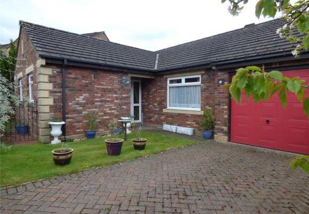 Thumbnail Detached bungalow for sale in Townfoot Park, Brampton, Cumbria