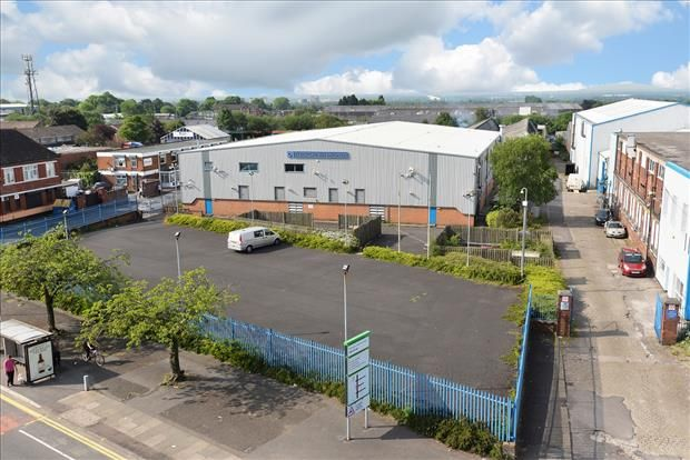 Thumbnail Light industrial for sale in Oak Street, Swinton, Greater Manchester