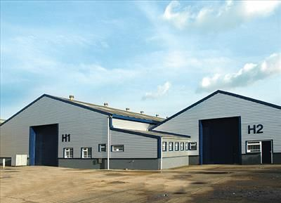 Thumbnail Light industrial to let in Babraham Road, Dales Manor, Units H1/H2, Sawston, Cambridgeshire
