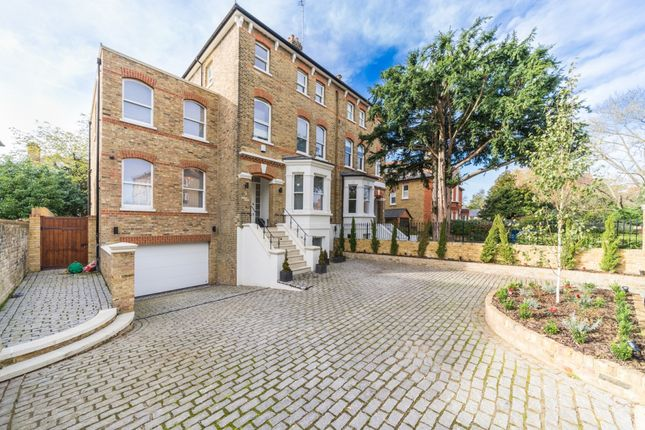 Thumbnail Semi-detached house to rent in St. Peters Road, Twickenham