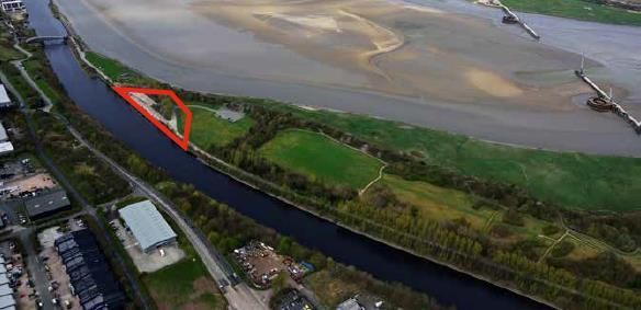 Thumbnail Land to let in Linnets Park, Runcorn