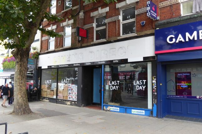 Thumbnail Retail premises to let in 45-47 High Road, Wood Green